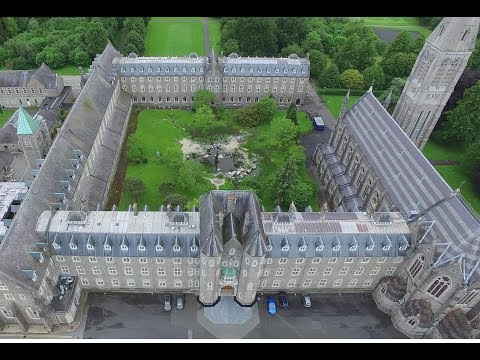 Maynooth University - Ireland - Co.Kildare -4k