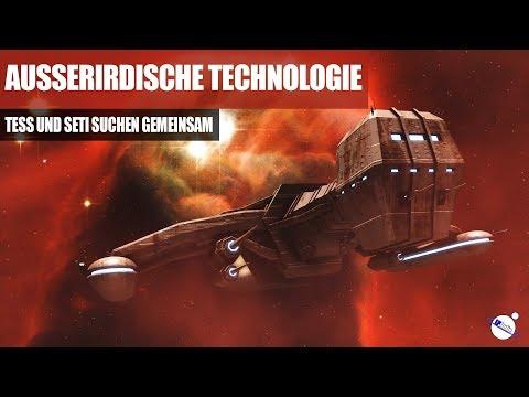 Ausserirdische Technologie - TESS und SETI suchen gemeinsam