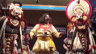 Yakshagana -- Sudarshana Vijaya - 10 - Hasya