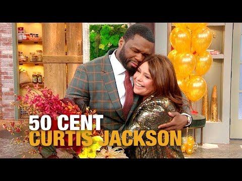 Rachael Goes Wild When Her Celeb Crush 50 Cent Surprises Her For 2,000th Show | The Rachael Ray Show