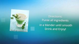 Mint Matcha Smoothie Recipe - Buy Matcha Powder - Matcha Tea Benefits