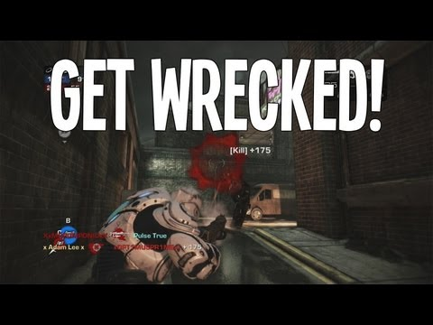 Gears of War Judgment: Get Wrecked! #1 (Jump Back Blindy)