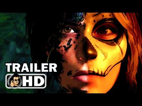 SHADOW OF THE TOMB RAIDER Official E3 Trailer (2018) Lara Croft Xbox One, Playstation Game HD