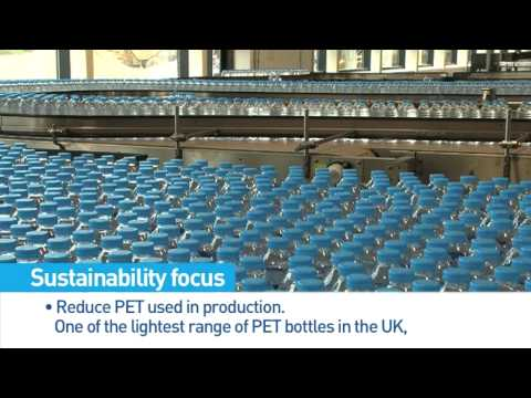 Developing A New, Sustainable, State Of The Art Bottling Facility - Buxton, UK