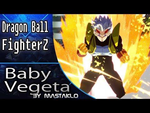 Baby Vegeta Model Import   Dragon Ball FighterZ Mod