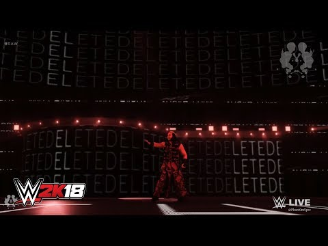 WWE 2K18 - Woken Matt Hardy Entrance With...