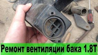 видео Абсорбер топливной системы