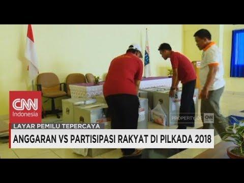 Anggaran Vs Partisipasi Rakyat Di Pilkada 2018