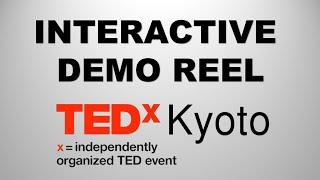TEDxKyoto Interactive