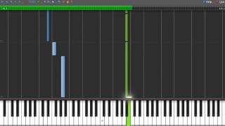 How to Play: Dead Silence Theme Song (Synthesia) (+midi)