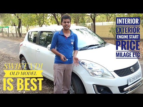 MARUTI SWIFT CAR BS4 - Diesel 1 2 l - PRICE ONROAD interior EXTERIOR TEST  DRIVE What is ABS & EBD