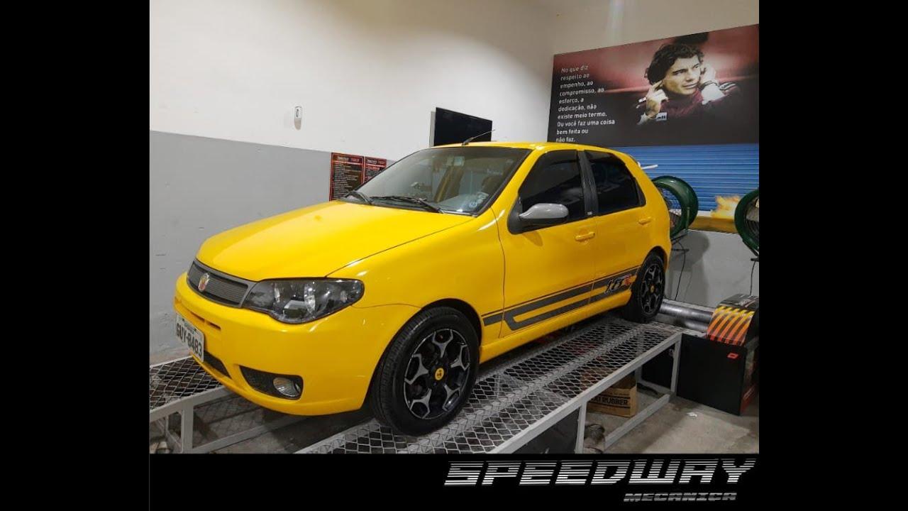 Palio 1.8R Turbo 2 (especial de Natal)