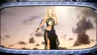 Shakira, en los Premios Juventud