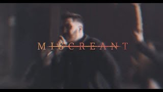 Miscreant - Out Of Place (Official Music Video)