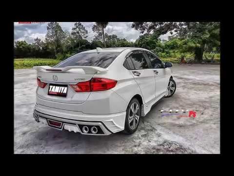 ชุดแต่ง Honda City 2014  by Tamiya Autoshop