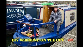 GUZ diy weekend v31 on the cut narrowboats