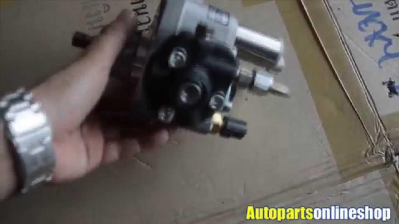 Denso Fuel Injection Pump Toyota Hilux 1KD 22100-0L060