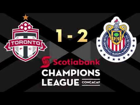 SCCL 2018: Toronto FC vs Club Deportivo Guadalajara Highlights
