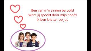 wie wordt junior 2013?   Les trois -  knetter op jou lyrics