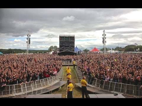 TesseracT Sonisphere 2014   Concealing Fate p1 Acceptance