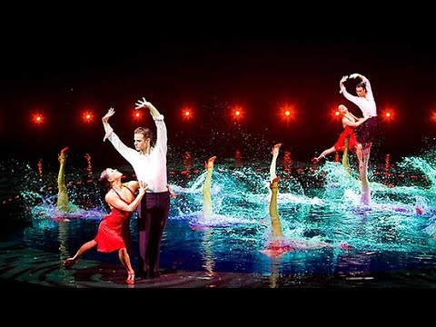 Review Le Reve The Dream At Wynn Las Vegas - YouTube