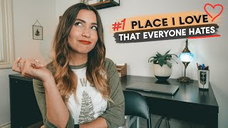 #1 Place I LOVE but everyone else HATES? | Q&A