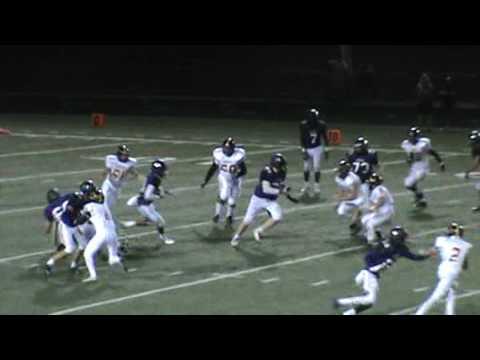 Samson Enis 15 yard catch