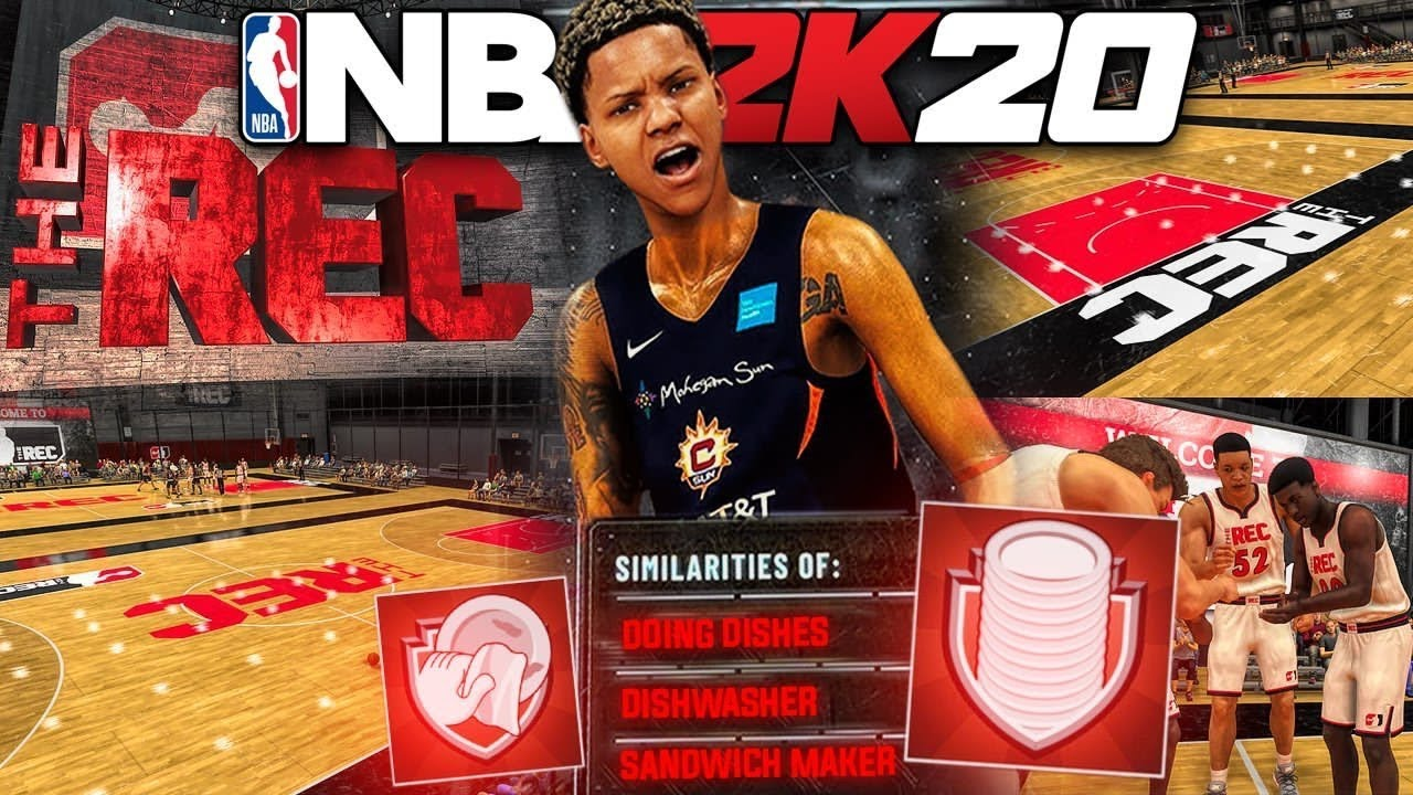 DON'T PLAY NBA 2K20 PARK or MYCOURT UNTIL YOU WATCH THIS 2K20 VIDEO! LD2K  LEAKS BEST BADGES & BUILD