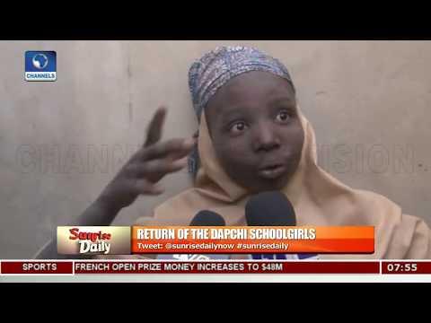 How Five Girls Died In Boko Haram Custody-- Freed Dapchi Schoolgirl thumbnail