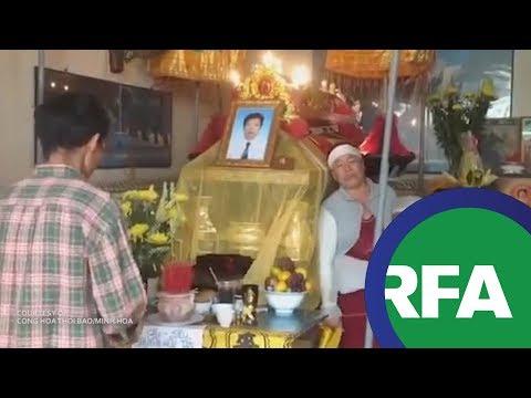 Công an Vĩnh Long sẽ cho gia đình xem lại video cắt cổ | TIN NHANH | RFA Vietnamese News