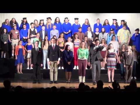 Legally Blonde Young Starrs May 1, 2016 Act two  10 Curtain Calls