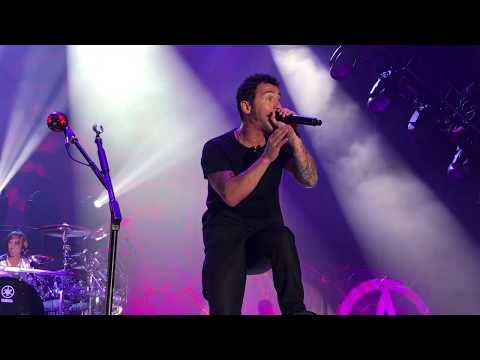 Godsmack - Whatever + Bulletproof Rock USA 2018 Oshkosh Wisconsin 07 / 12 / 2018
