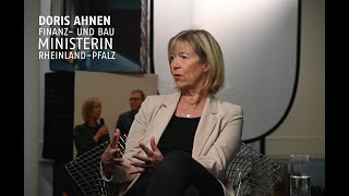 Wir für Baukultur – Finanz- und Bauministerin Doris Ahnen