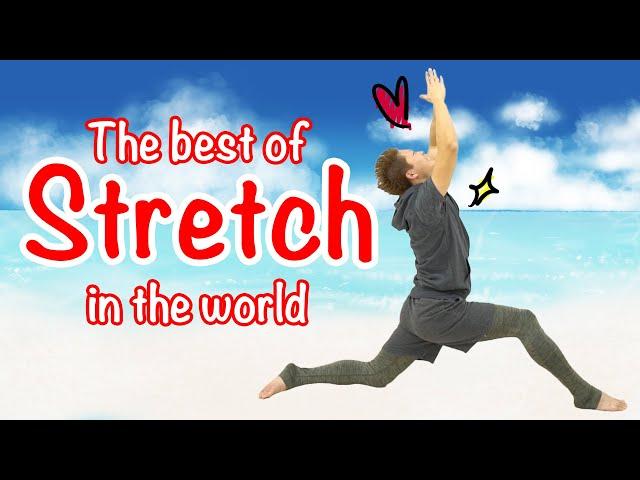 【10分】簡単!楽なのに世界一痩せるストレッチ | Muscle Watching × AIG損保