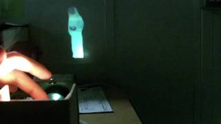 R2D2 - Holoprojector (Prototype)