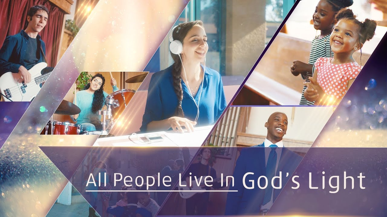 """Christian Music Video """"All People Live in God's Light"""""""