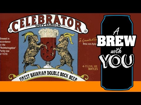 A Brew With You, Ep. 40 (Pt. 1) - Celebrator