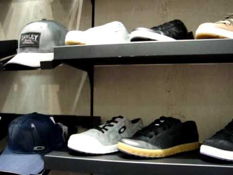 605f27ba868d2 Oakley reinaugura sua loja no Park Shopping - YouTube