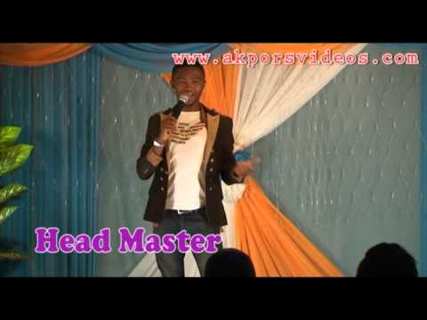 HEAD MASTER in Laugh Out Loud  Comedy Series 19