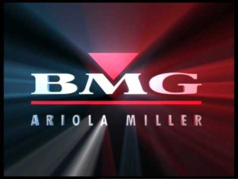 BMG Ariolla Miller and Europa Video (2003) DVD Germany Logo