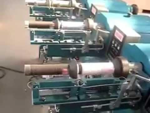 Theard (Dhaaga Reel) Winding Machine 08410085551, 08081308899