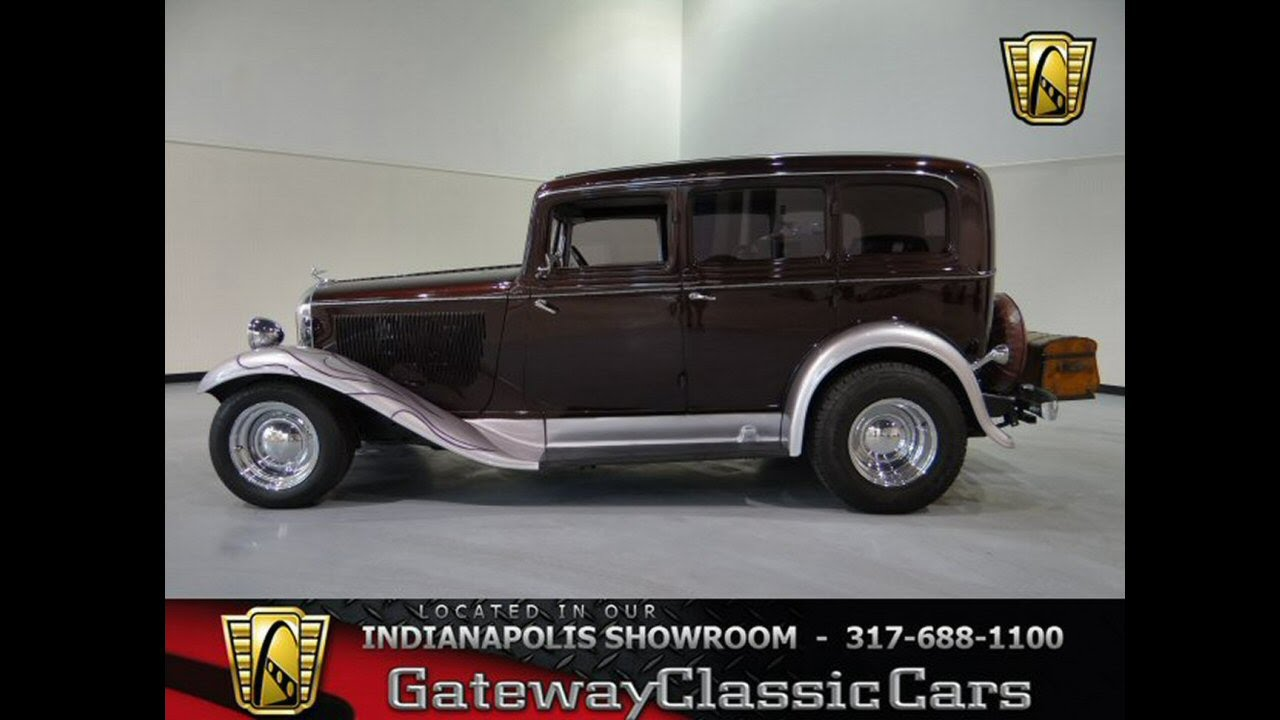 1932 plymouth four door sedan 158 ndy gateway classic for 1932 plymouth 4 door sedan