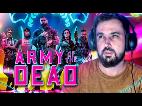 Review: Army of the dead, de Zack Snyder