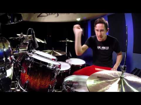 Foo Fighters - My Hero - Drum Cover