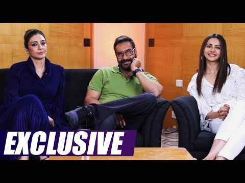 interview-with-ajay-devgn,-tabu-and-rakul-preet-|-de-de-pyaar-de-movie