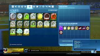 LIVE FR/TRADE/ROCKET LEAGUE/ GIVEAWAYS EVERY 10 SUB