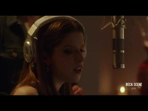 Pitch Perfect 3 - Beca plays around with...