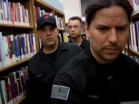 SCARED! Phoenixville Library Trailer