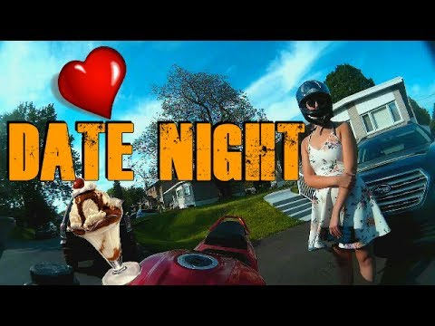 Motovlogger Date Night - Two Wheels Online