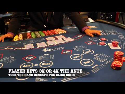 How to Play Ultimate Texas Hold Em'